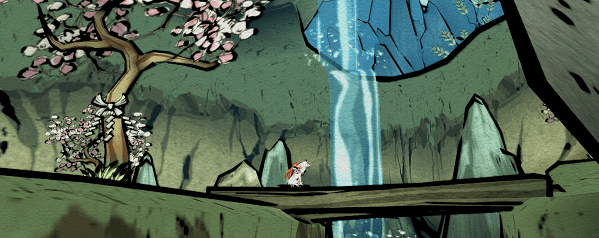 fileget Okami HD now availble on PSN