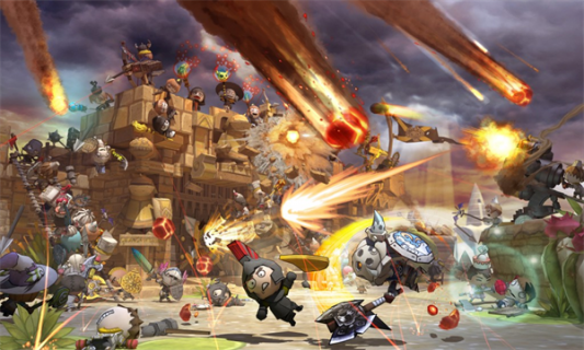happy wars Happy Wars to be Released for Free on the Xbox 360 on October 12th