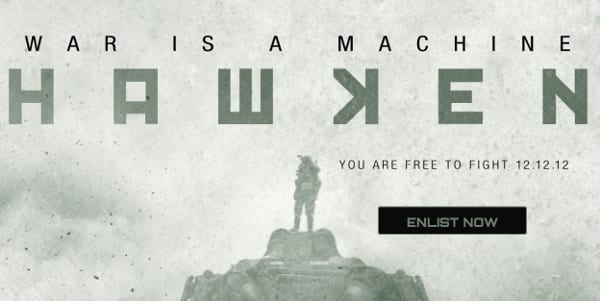 hawken release date announced will be free to play Hawken Closed Beta Dates Announced
