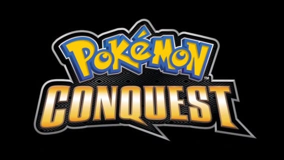 logo Pokemon Conquest