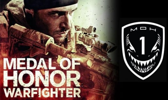 medalofhonorwarfighterlogo Medal of Honor Warfighter Multiplayer Beta goes live