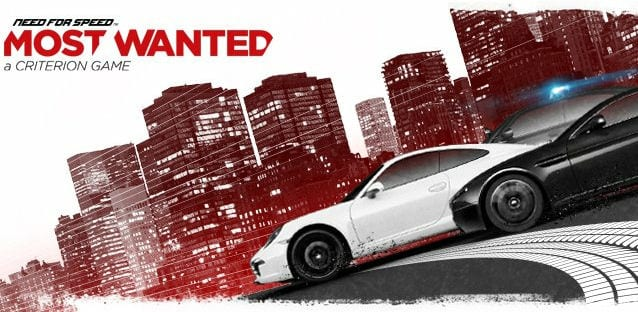 need for speed most wanted 2 artwork Need for Speed Most Wanted Preview, and Ron drifts a Porsche