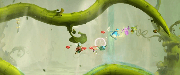 rayman New Rayman Legends Screenshots and Walkthrough