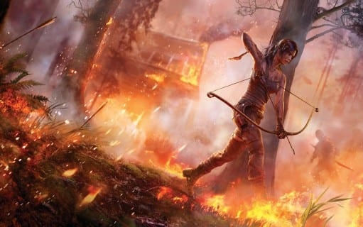 tomb raider 2013 game wide Square Enix Reveals Additional Pre order Deals for Tomb Raider