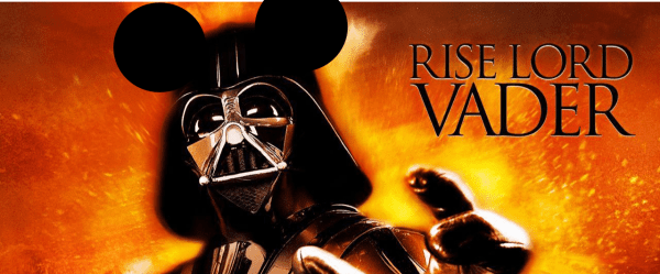 vaderstuff Disney Acquires Star Wars, Paving Way for Star Wars Kingdom Hearts: Episode I