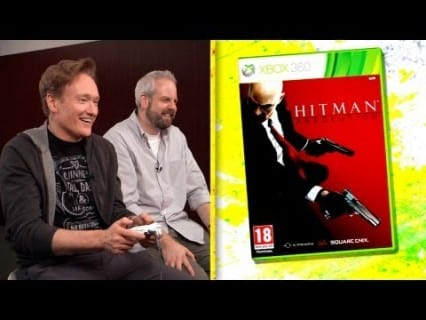 0 Conan OBrien Reviews Hitman: Absolution