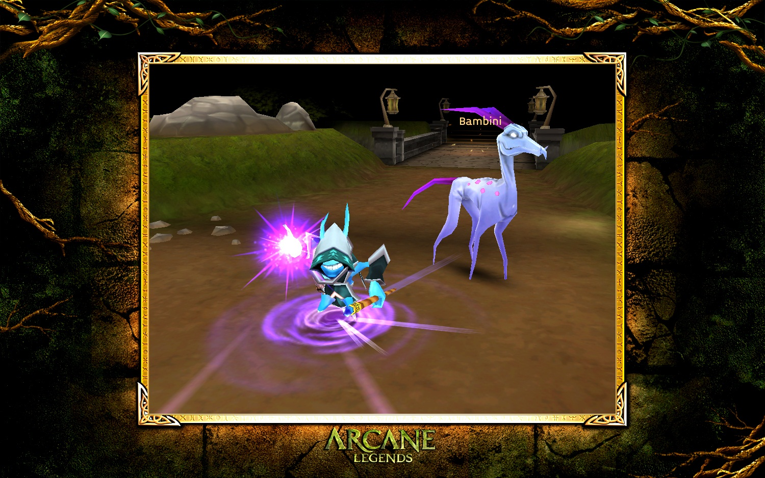 Arcane Legends - 4