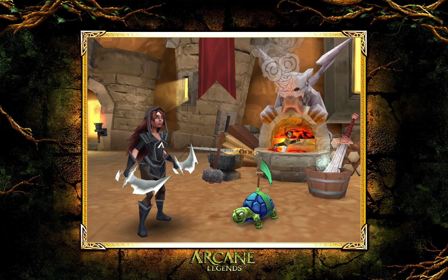 Arcane Legends - 5