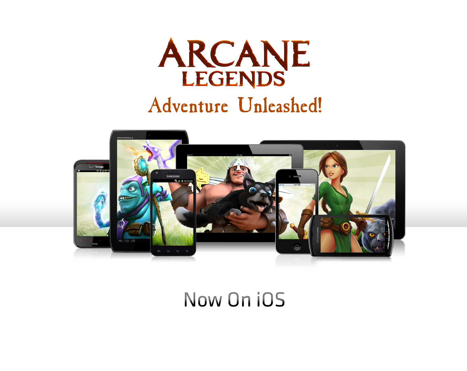 Arcane Legends - 7