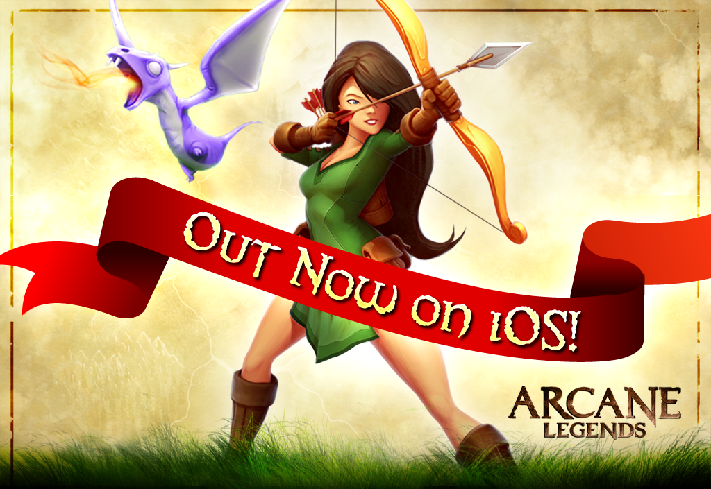 Arcane Legends - 8