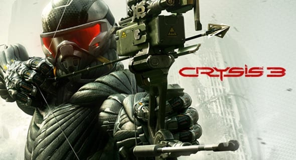 Crysis 3 Crysis 3 Pre Order Video and Goodies!