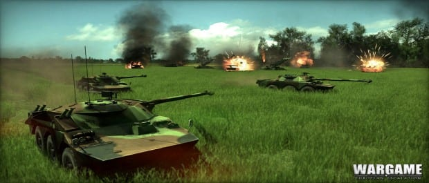 Fatal Error Wargame: European Escalation Gets a Free DLC