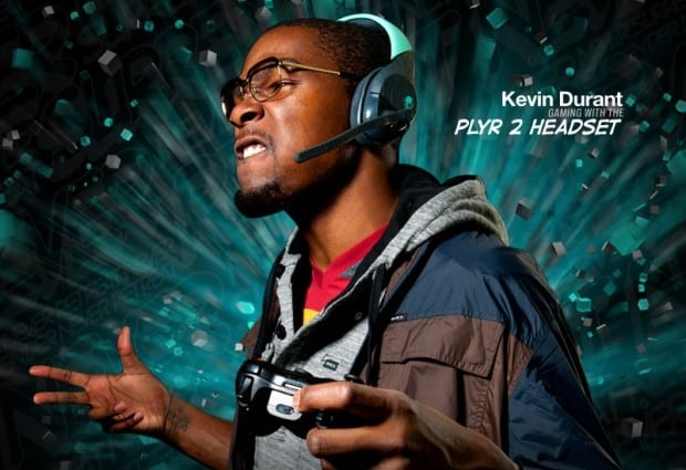 KD with PLYR2 Skullcandy releases new PLYR2 wireless headset