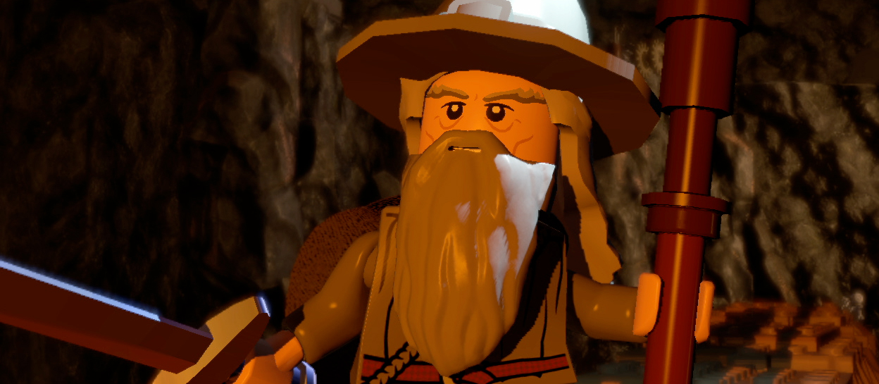 LEGO Lord of the Rings 01