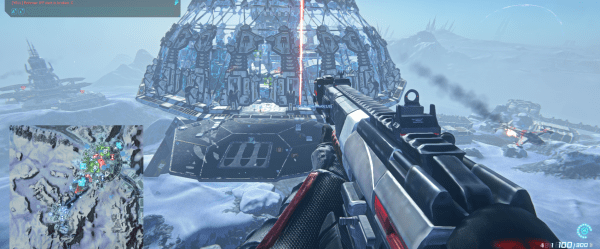 PlanetSide2 2012 11 26 01 44 17 60 Planetside 2 First Impressions   It Feels Like a Virtual War (Really!)