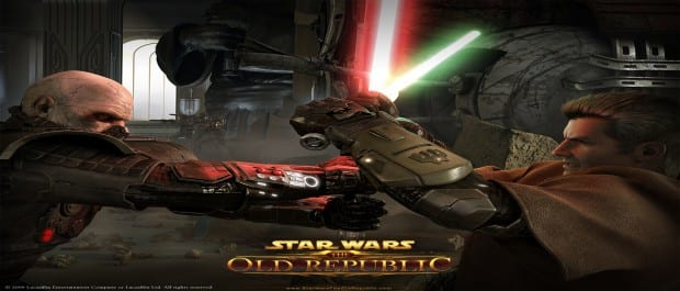 SWTOR Free to Play SWTOR Offers A Galaxy of Possibilities