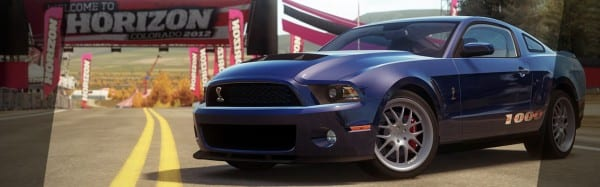 Shelby 1000 Forza Horizon unveils high performance cars as DLC