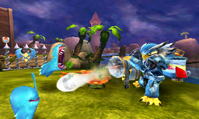 Skylanders Giants 3DS - 3