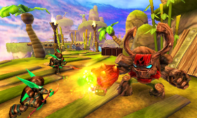 Skylanders Giants 3DS - 5
