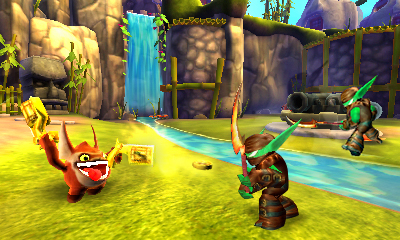 Skylanders Giants 3DS - 6