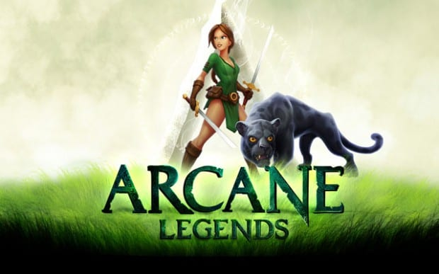 arcaneLegends Arcane Legends launches on iOS.  We have screenshots and video!