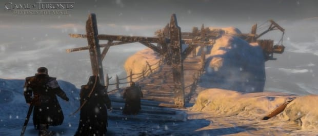 beyond the wall Go Beyond The Wall with a New Game of Thrones DLC