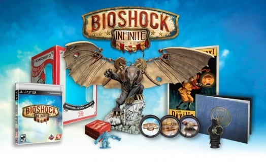 bioshock ultimate songbird Bioshock Infinite Ultimate Songbird Edition Statue Revealed