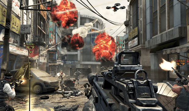 blops1 Call of Duty: Black Ops II Review