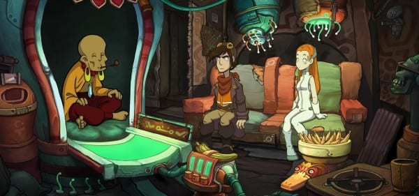 chaos3 Chaos on Deponia Review: The Germans Are Laughing!