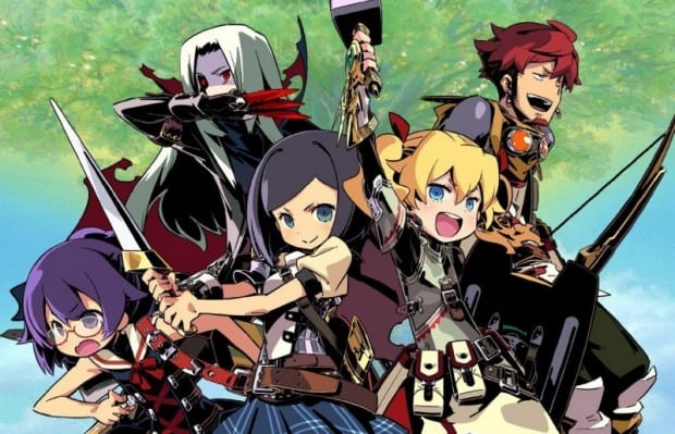 etrian Etrian Odyssey IV: Legends of the Titan Trailer