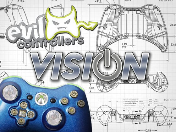 evil vision Evil Controllers wants to fix your Xbox 360 Controller