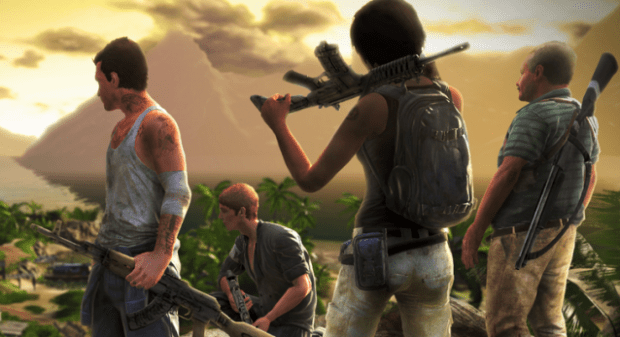 farcry 3 coop characters Far Cry 3 gets cooperative   we have a trailer to prove it!
