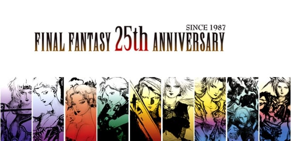 final fantasy 25th anniversary Final Fantasy 25th Anniversary Concert