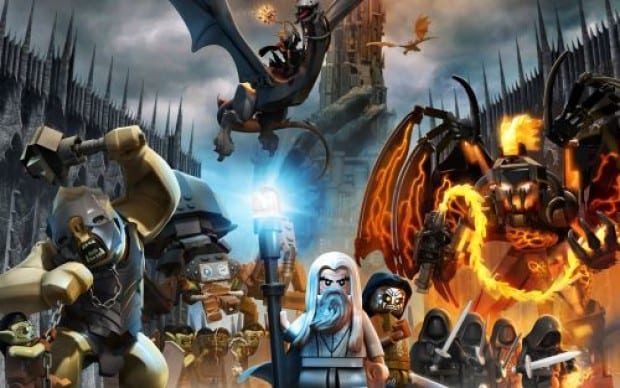 lego the lord of the rings villains LEGO The Lord of the Rings launches