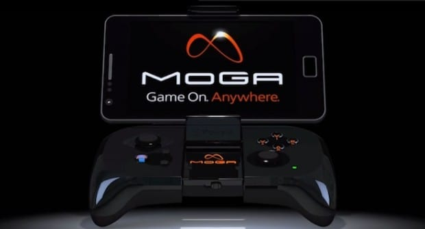 moga The MOGA controller brings real controls to Android