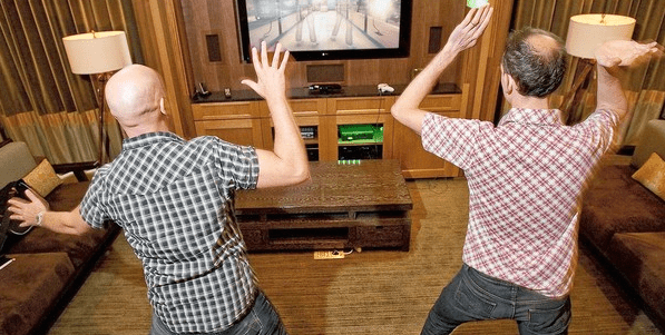 motion gaming Lofty Ambitions and Broken Televisions: The Current State of Motion Gaming