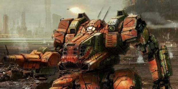 mwo MechWarrior Online gets Camo Spec patch