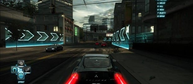 nfs Take a drag while playing NFS World