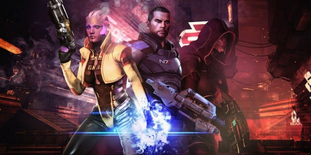 omega vignette p Mass Effect 3 Omega  DLC Available Now