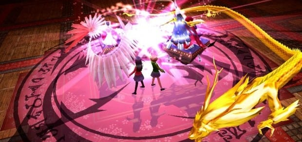 p4g screens launch 031 Following the Golden Rule in Persona 4