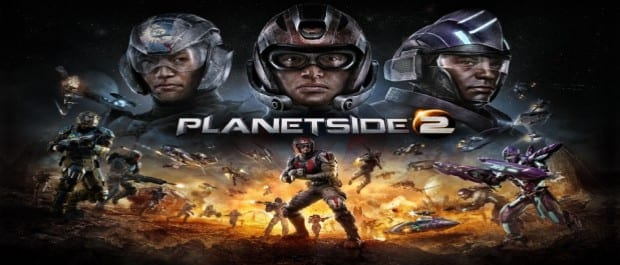 Planetside 2 asks: Can Your FPS Do This?