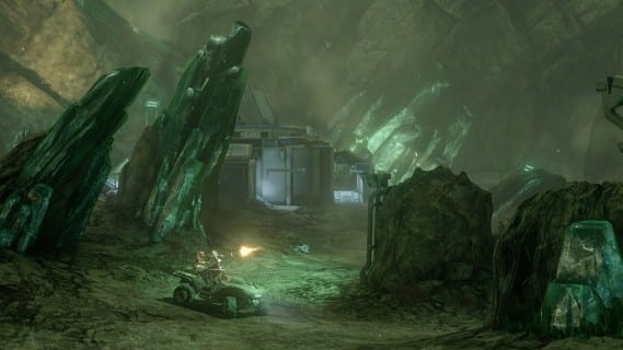 shatter env 1 2 Halo 4s Crimson Map Pack Detailed