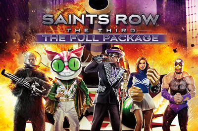 sr3 Saints Row: The Third   The Full Package Trailer