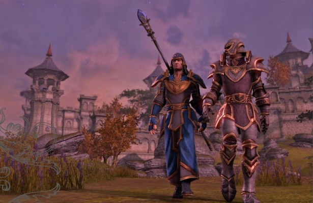 the elder scrolls online pic 5 615x400 Zenimax Introduces Fans to The Elder Scrolls Online