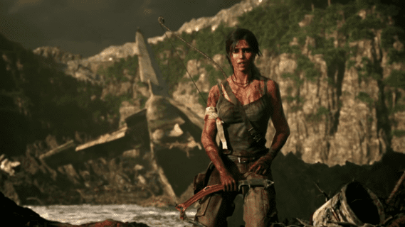 1800805 tomb raider  turning point  debut trailer  uk version  .mp4.still023 super Tomb Raider Guide to Survival Trailer: #1 Available