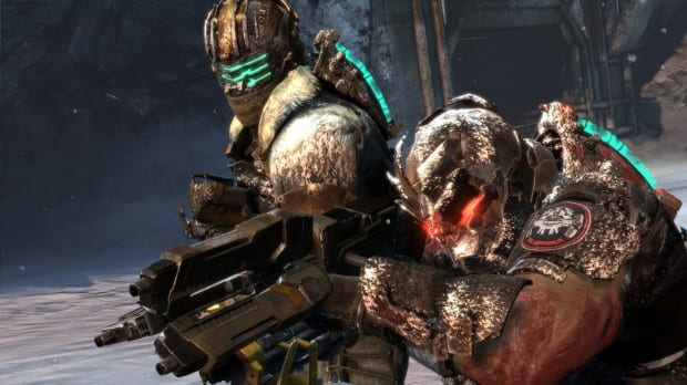 Dead Space 3 New Dead Space 3 Co Op Trailer