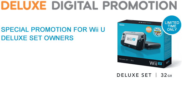 Deluxe Digital Promotion PSA: Nintendos Deluxe Digital Promotion Is Now Live