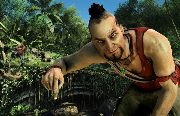 Far Cry 3 We get crazy with Far Cry 3