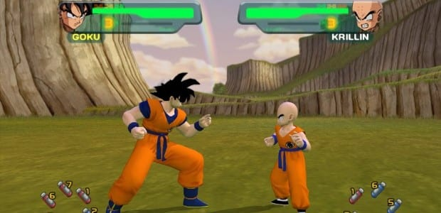 GokvsKri01 Get your Budokai on    Dragon Ball Z Budokai HD Collection Review