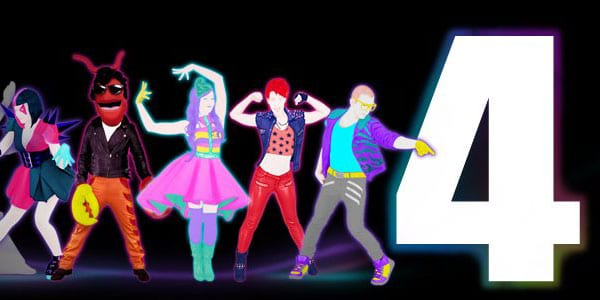 Just Dance 4 shimmies and shakes four new DLC